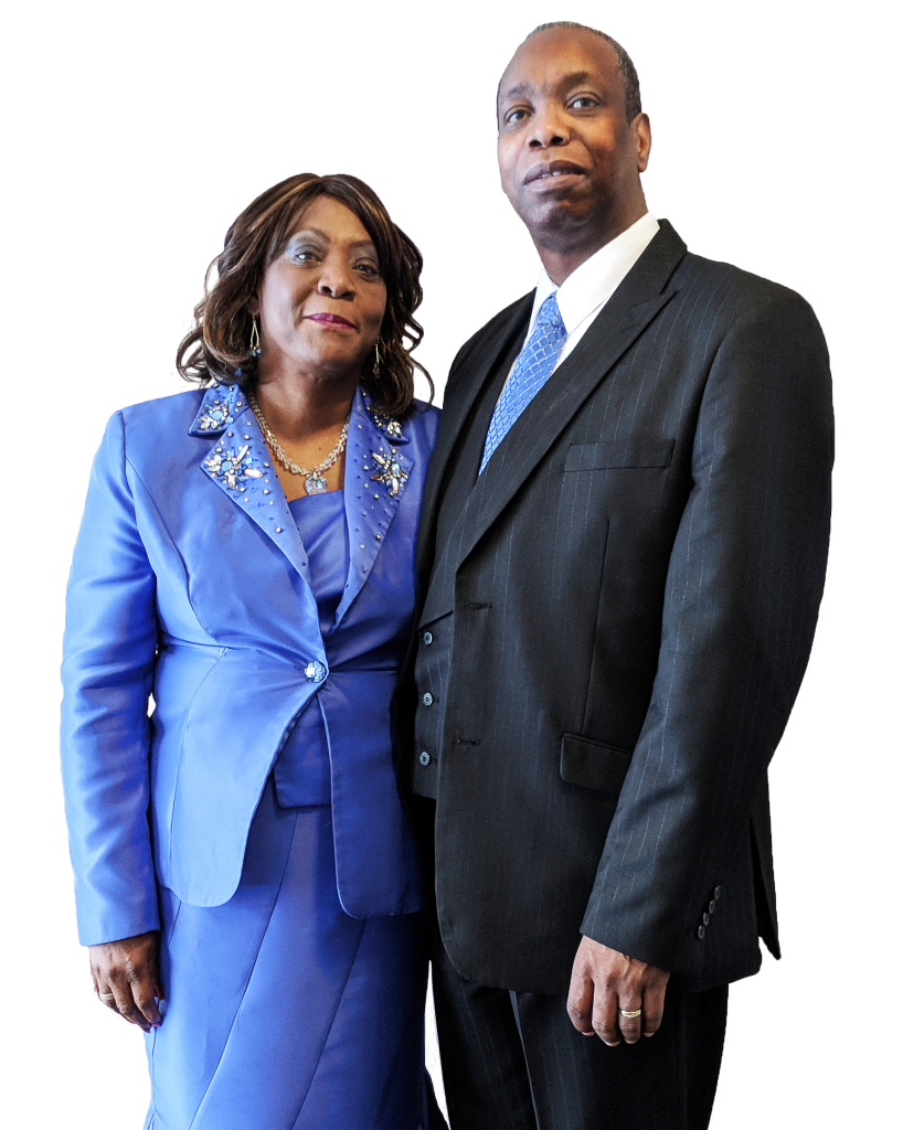 Dr. Kenneth and Sandra Cobham