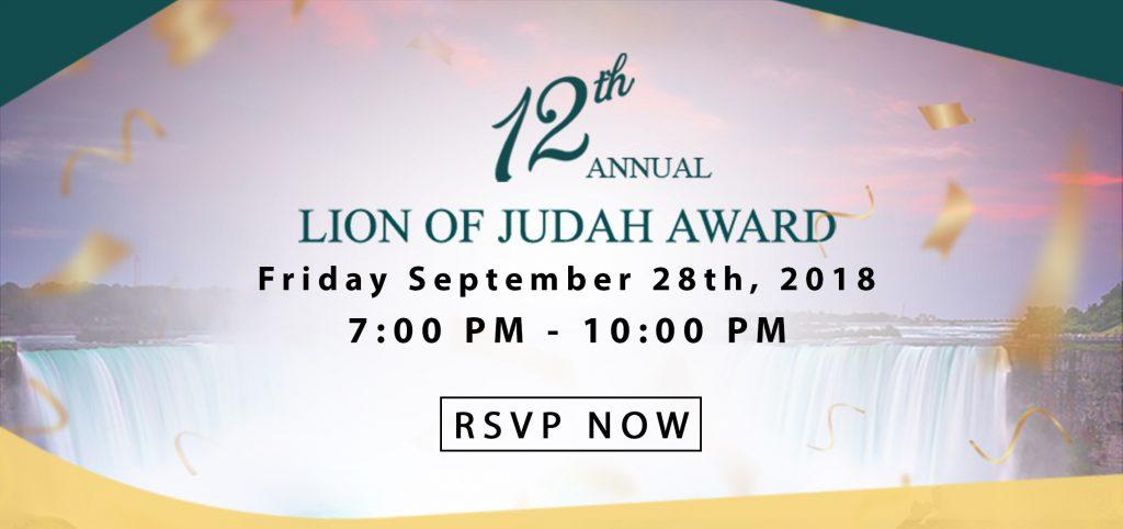 Lion of Judah Awards 2018